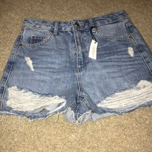 TopShop Moro Mom Shorts